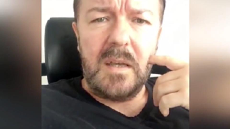 Ricky Gervais on Bullfighting